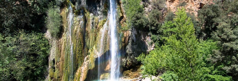 sillans cascade