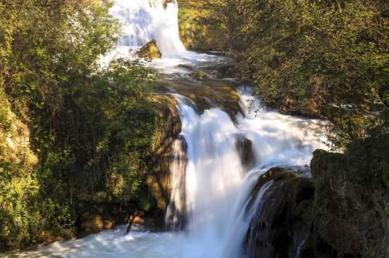 chutes caramy cascade