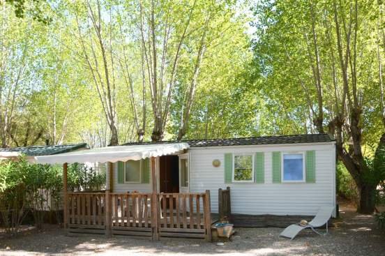 location eco camping carces