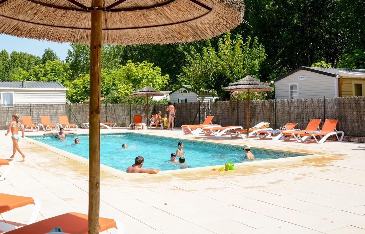 piscine camping var