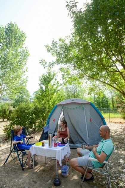 camping fouguières 05